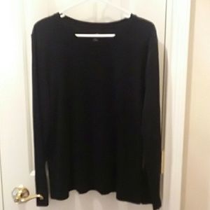 Eddie Bauer black t-shirt sz XL